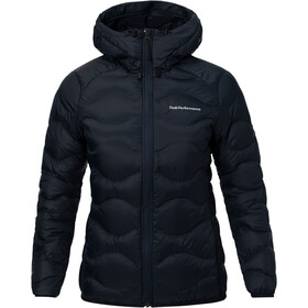 Peak Performance W's Helium Down Hood Jacket Salute Blue
